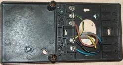 racordement thermostat