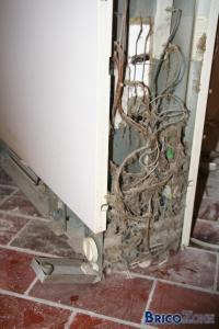 Radiateur electrique - pas souvent entretenu :)