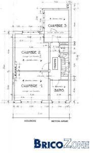 percer une dalle en b ton arm pour escalier. Black Bedroom Furniture Sets. Home Design Ideas