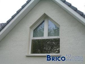 Isolation thermique fenêtre moderne sans volet