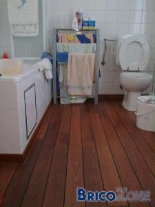 Parquet Pour Salle De Bain Page - Parquet salle de bain quick step