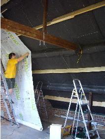 Isolation sans sous toiture - Pare vapeur toiture ...