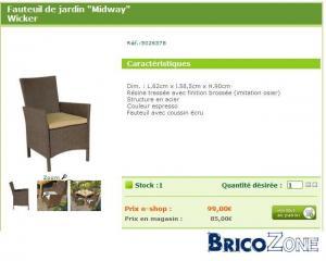 Juste pour rire : les bonnes affaires du e-shop Brico