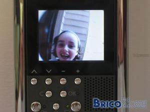 Videophone B-Ticino avec display axolute