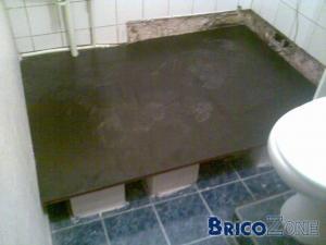 Etanchéité salle de bain