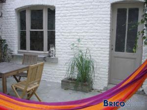 nettoyage vieux murs ext rieurs en briques. Black Bedroom Furniture Sets. Home Design Ideas