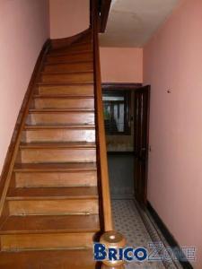 Sablage de mon escalier!
