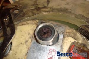 detartrage boiler incorpor�e � la chaudi�re