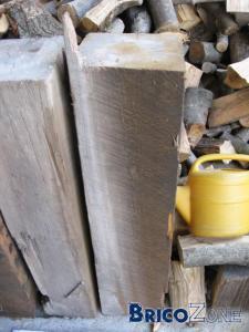 nom pour une pièce de bois.