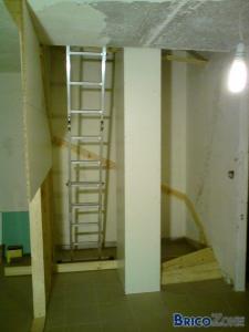 calcul d'un escalier