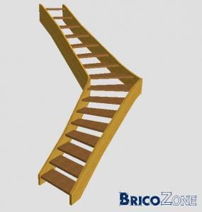 besoin d'un plan d'escalier