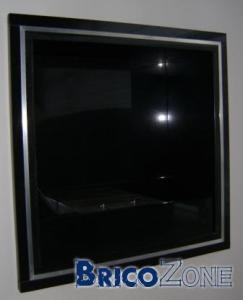 Pose de tablette de fenêtre
