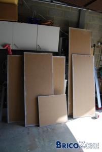 faire des meubles en Mdf