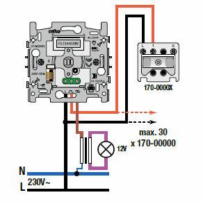 Interrupteur variateur niko