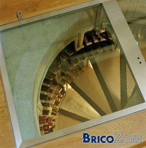 Un escalier que nous aimerions tous avoir..