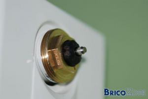 Bague à 6 crans sur radiateur Radson: à quoi ca sert?