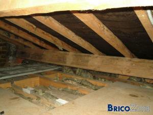 Besoin de conseils pour moins de 15m2 de surface de toit à isoler