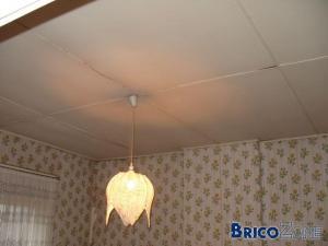 virer vieux plafond?