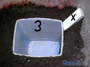 Help:eau dans la cave, besoin d'installer une cuve enterrée