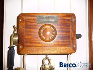 branchement ancien téléphone vers ancienne sonnerie
