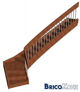 Dessin escalier gratuit