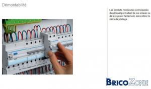 Coffret de distribution photos page 3 - Comment changer un fusible sur un tableau electrique ...