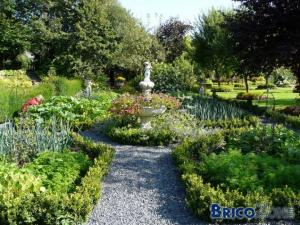 Amenagement 40 ares de jardin
