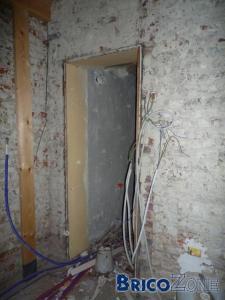 HELP : Comment reboucher ancien emplacement de porte?