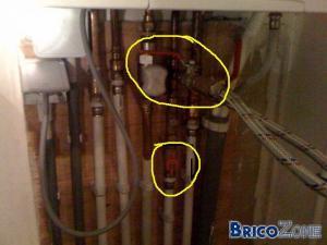 Rajouter de l'eau dans le circuit du chauffage
