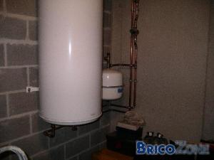 problème fuite boiler