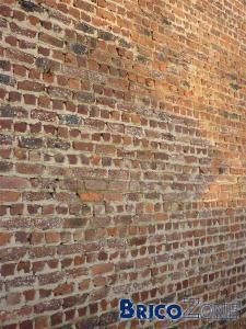 bardage isolation par extérieur mur pignon aveugle