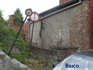 Demande Conseil Effondrement Mur Soutenement Limite Propriete