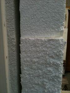 Recherche deux produits pour isolation ext rieure for Polystyrene pour isolation exterieure