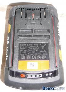 Bosch Rotak 43 li (batterie Lithium)