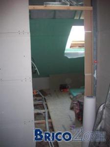 aménagement de mon grenier