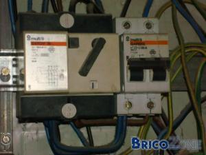 Puissance du compteur électrique