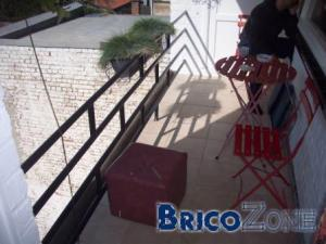 agrandir terrasse appartement