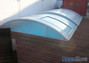 Abris bas piscine - votre avis ?