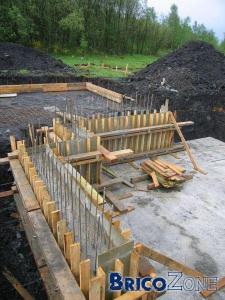 fondations divers hauteur