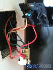 Problème sur ancienne installation électrique