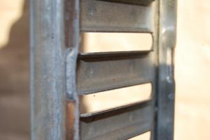 Truc ou astuce pour enlever une grille d'un caniveau Alfadrain