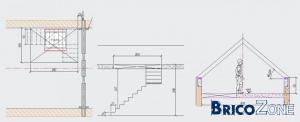 Suggestion escalier...