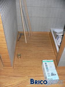 Qui a mis du bambou dans sa salle de bains?