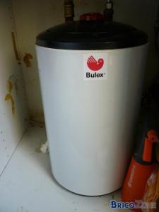 remplacement chaudière bulex