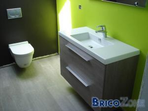 Levis mojito qui a os photos page 2 for Levis peinture salle de bain