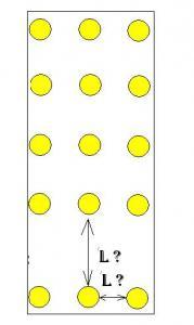 Distance Spots Encastres Plafond
