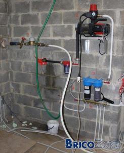 Photos d 39 installation de distribution d 39 eau pluie potable - Eau de pluie potable ...