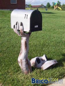 Boîte aux lettre