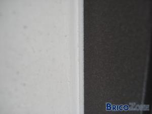 Pose chassis sur maçonnerie cellulaire avec isolant + enduit