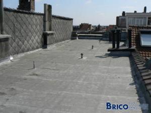 role des aerations de toiture plate
